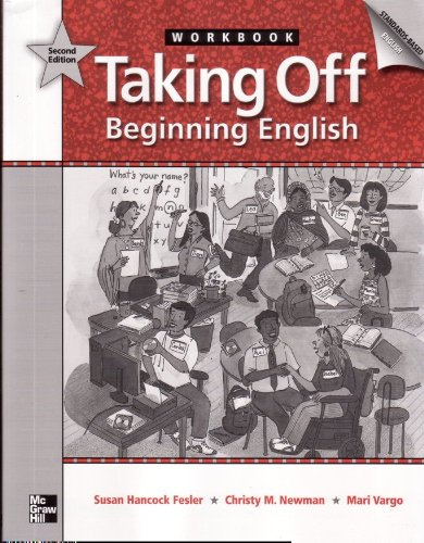 9780073314372: Taking Off Workbook: Beginning English