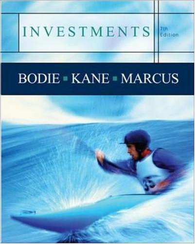 9780073314655: Investments, 7th Edition (McGraw-Hill / Irwin Series in Finance, Insurance, and Real Estate)