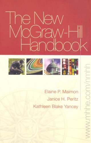 9780073315461: The New McGraw-Hill Handbook (paperback) w. Student Catalyst 2.0 (1st ed. reprint)