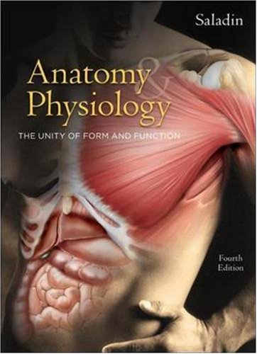 9780073316086: Anatomy & Physiology: The Unity of Form and Function