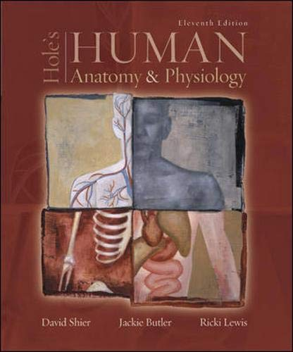 9780073316093: Hole's Human Anatomy & Physiology