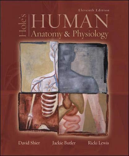 9780073316093: Hole's Human Anatomy & Physiology