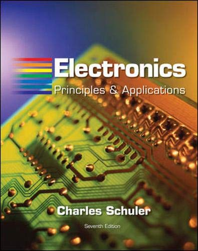 Electronics: Principles and Applications w/Multi Sim CD: Schuler, Charles