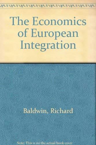 9780073322421: The Economics of European Integration