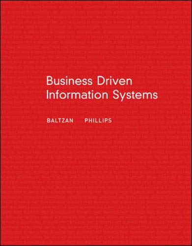 9780073323077: Business Driven Information Systems with MISource 2007 and Student CD