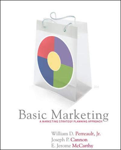 9780073324043: Basic Marketing w/Student CD