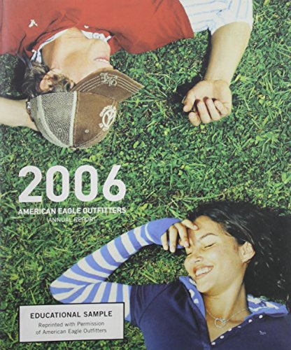 9780073324807: 2006 American Eagle Outfitters Annual Report