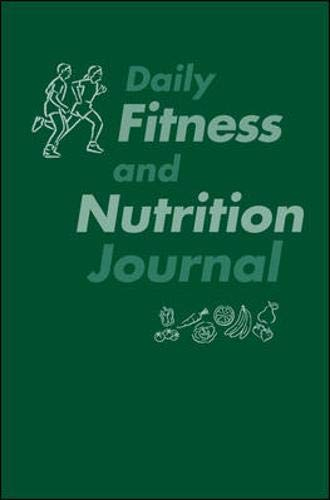 9780073325675: Daily Fitness and Nutrition Journal