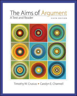 9780073326177: Aims of Argument: Text and Reader