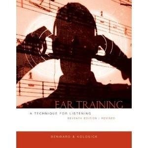 9780073327181: Ear Training: A Technique for Listening (7th addition revised, Instructors Addition)