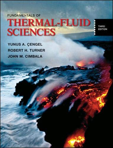 9780073327488: Fundamentals of Thermal-Fluid Sciences with Student Resource CD