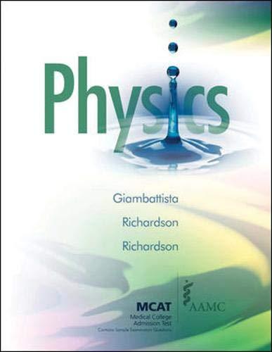 9780073327501: Physics (Giambattista)