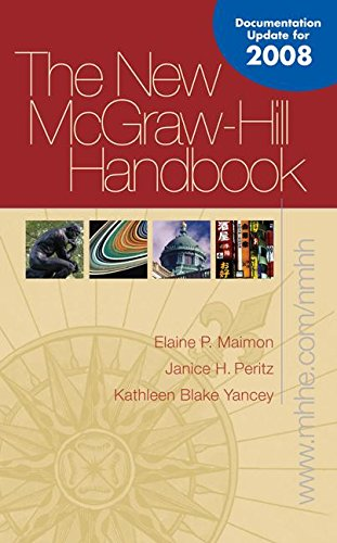 9780073327730: The New McGraw-Hill Hndbk(ppr)