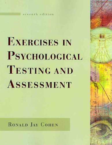 9780073330082: Exercises in Psychological Testing and Assessment