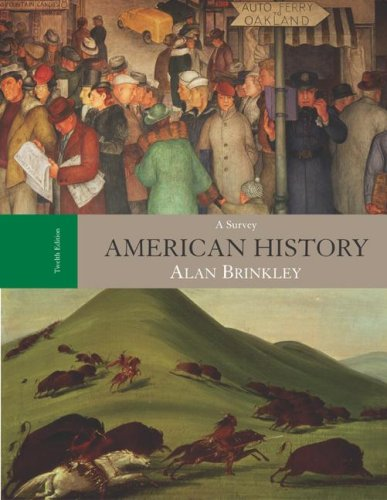 9780073331645: American History: A Survey, with Primary Source Investigator