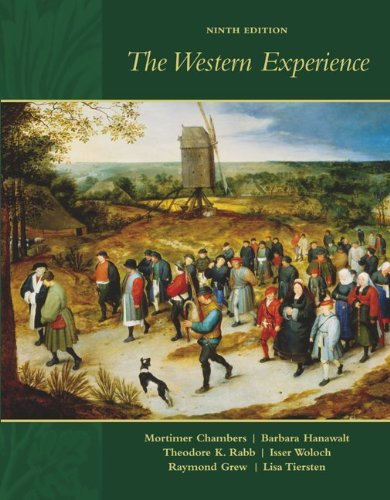 9780073331652: The Western Experience, with Primary Source Investigator and PowerWeb