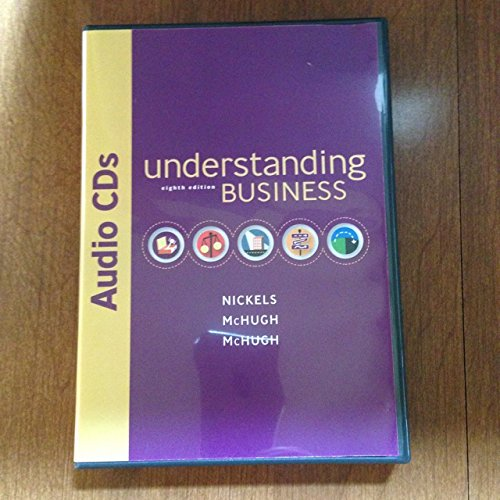 9780073333953: Audio CDs to accompany Understanding Business