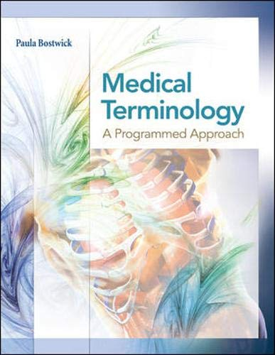 9780073335056: Medical Terminology: A Programmed Approach w/Student CD/Flashcards/OLC