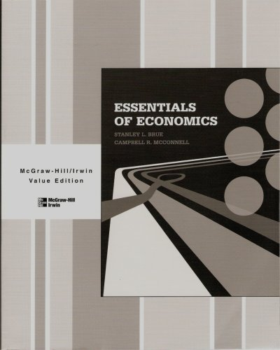 9780073336787: Essentials of Economics (MCGraw-Hill/ Irwin Value Edition)