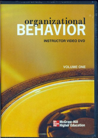 9780073337289: Organizational Behavior Video DVD Volume