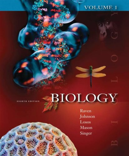 9780073337487: Chemistry, Cell Biology, and Genetics, Volume I: 1