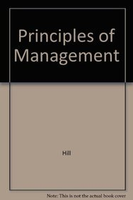 9780073341330: Principles of Management