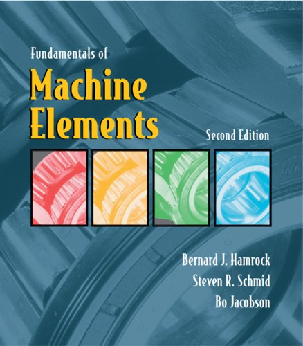 9780073341583: Fundamentals of Machine Elements
