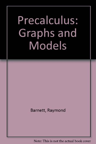 9780073341798: Precalculus: Graphs and Models