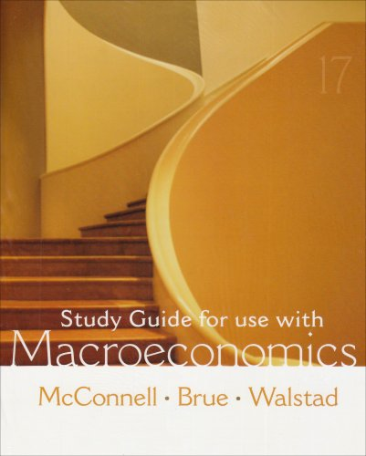 9780073342399: Macroeconomics: Principles, Problems, and Policies