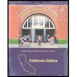 Teachers, Schools... -Text Only (California Edition) (9780073343181) by Sadker