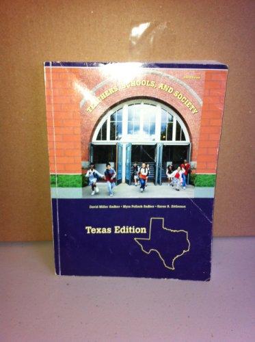 9780073343228: Teachers, Schools, and Society