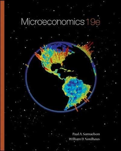 9780073344232: Microeconomics, 19th Edition
