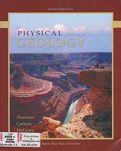 9780073344454: Physical Geology, 11th Edition