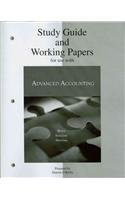 9780073344737: Study Guide & Working Papers to accompany Advanced Accounting