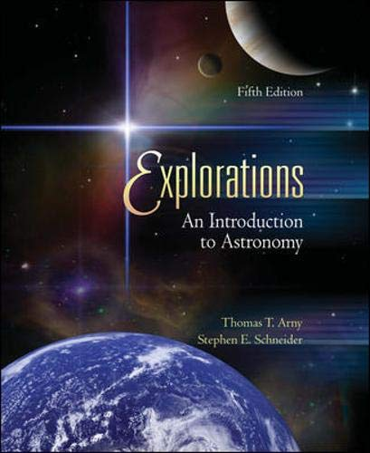 9780073347226: Explorations: An Introduction to Astronomy with Starry Night (Book & Pro DVD, version 5.0)