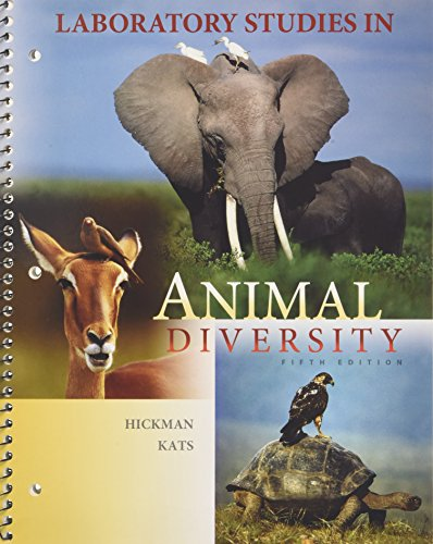 9780073349251: Laboratory Studies in Animal Diversity
