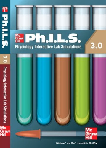 9780073349329: Ph.I.L.S. (Physiology Interactive Lab Simulations) 3.0 24 Month Student Online Access Card
