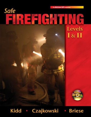 9780073353166: Safe Firefighting Levels I & II w/ Student DVD's & iPod DVD