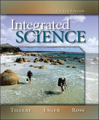 9780073353173: Integrated Science