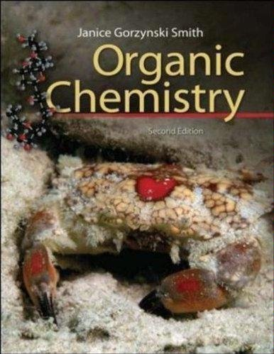 9780073353708: Organic Chemistry 2nd (second) Edition by Janice Gorzynski Smith published by McGraw-Hill Higher Education (2008) Hardcover