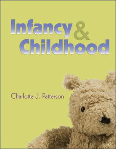 9780073355894: Infancy & Childhood