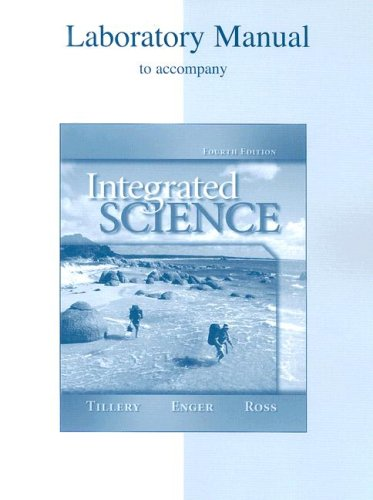 9780073357386: Lab Manual to accompany Integrated Science