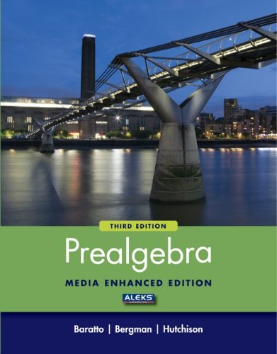 9780073357874: Student Solutions Manual for Prealgebra