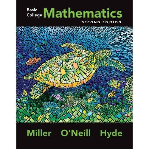9780073358062: Basic College Mathematics