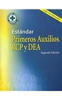 9780073359281: Spanish Version Standard First Aid, CPR & AED Student Workbook (Estandar Primeros Auxilios, RCP y DEA)