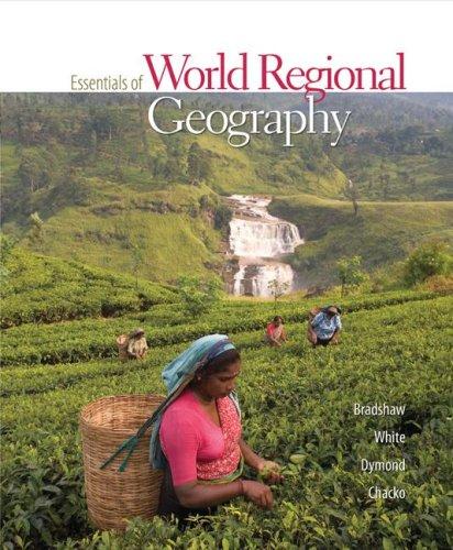 9780073359380: Essentials of World Regional Geography