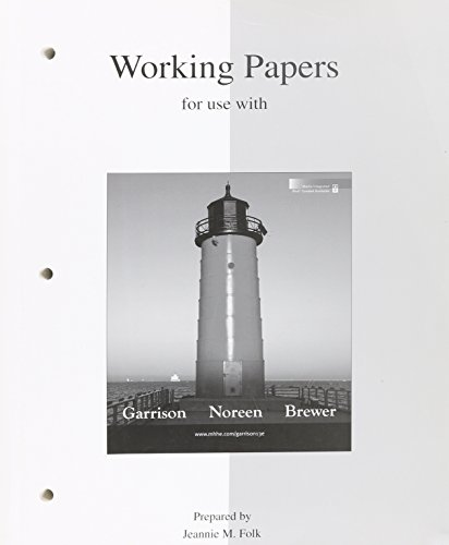 9780073359861: Working Papers