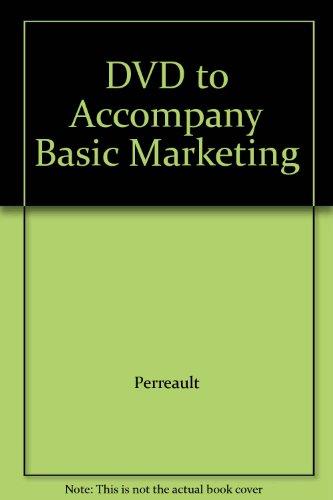 9780073361888: DVD to Accompany Basic Marketing