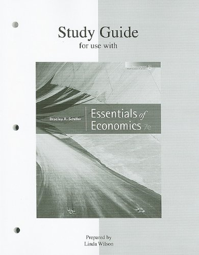9780073362342: Study Guide to accompany Essentials of Economics