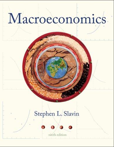 9780073362465: Macroeconomics